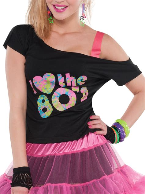 80 S Accessories For Plus Size by I The 80s T Shirt Plus Size All