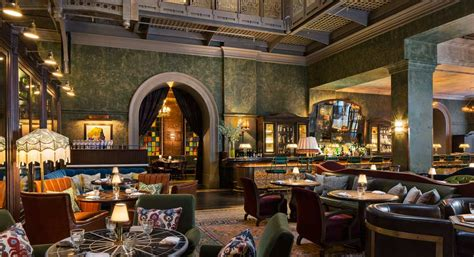Home Temple Interior Design the beekman hotel the style guide luxdeco com