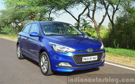 hyundai elite i20 diesel review tracking indian autos