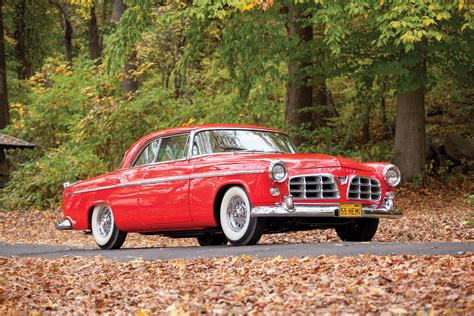 chrysler supercar 1955 chrysler 300 chrysler supercars net