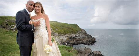 Wedding Brochure Cornwall by Cornwall Wedding Venue Carnmarth Hotel Fistral