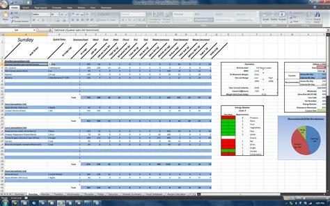 P90x Spreadsheet by P90x Spreadsheet Laobingkaisuo
