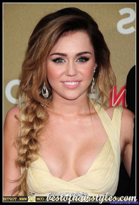 Miley Cyrus New Hairstyle by Miley Cyrus Hairstyle New Hair Now
