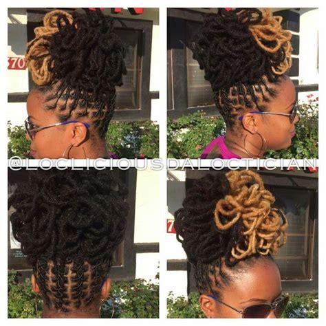 diy loc styles 97 best diy hair edition locs images on pinterest