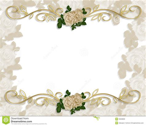Wedding L by Roses Victoriennes Wedding L Invitation Photo Stock