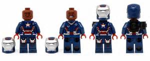 oz brick nation lego marvel game exclusive 30168 iron patriot gun mounting system review