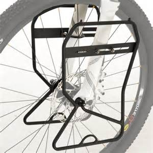 practical cycles axiom journey front bike pannier rack