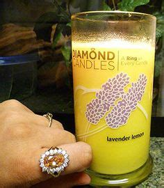Candles With Rings Inside Them by A Ring Inside A Candle That S What You Ll Find With