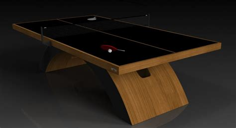 Custom Pong Table by Custom Ping Pong Tables