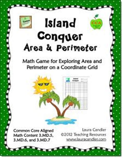 printable area and perimeter games 1000 images about math measurement on pinterest area