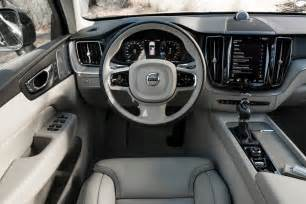 Xc60 Volvo Interior Volvo Xc60 2017 Suv Revealed Official Pictures Auto