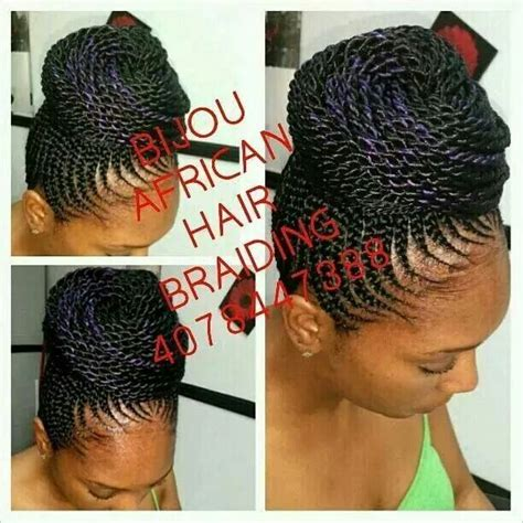 braided buns for african americans african hair braiding african hair and africans on pinterest