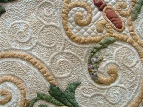 Trapunto Quilt by Trapunto And Quilting Detail Quilting Trapunto