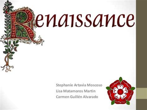 themes in english renaissance literature renaissance british literature period