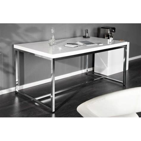 Home Office Home And Tables On Pinterest White Gloss Desk