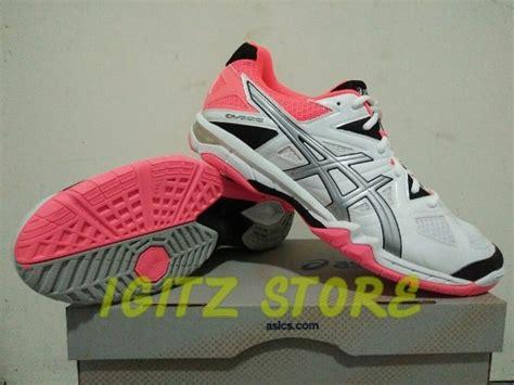 Harga Sepatu Volly Asics Original jual original sepatu voli volley basket badminton asics