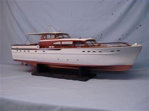 model boats kits canada rc model boats sterling quot 63 foot chris craft quot wood model