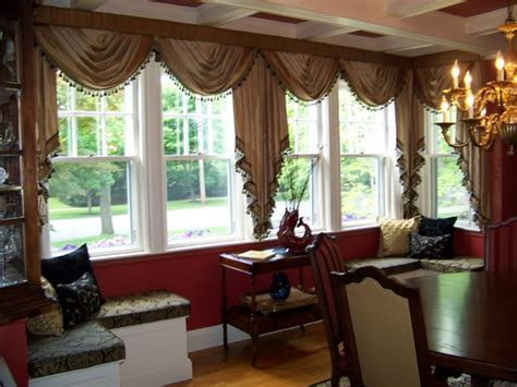 traditional living room curtains custom drapes by maison decor