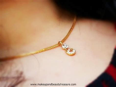 women simple gold chain collections youtube