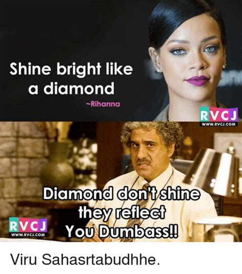Diamond Meme - search rihanna memes on me me