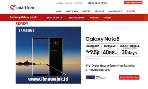 Harga Samsung Galaxy Note 8 Rp harga samsung galaxy note 8 di setiap operator ibnuwajak id