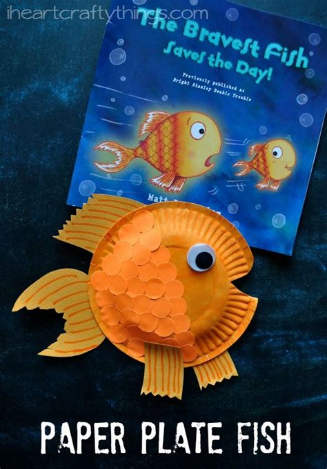 paper plate fish craft paper plate fish craft for for things