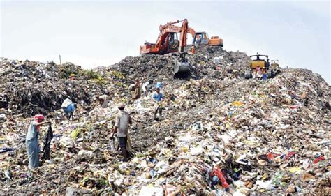 Where To Dump by Mumbai Has No Space To Dump Its Garbage News