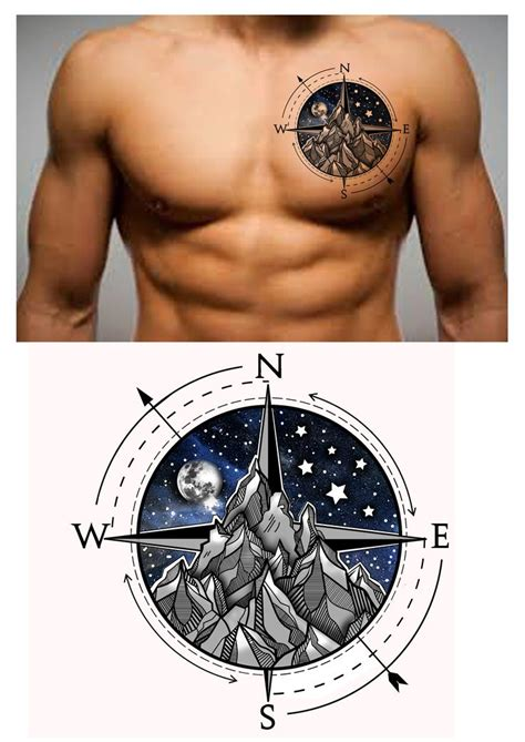 compass star tattoo designs 84 best starz images on awesome tattoos