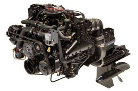 boat trader used engines mercruiser marine engine cm v6 262cid 4 3l service