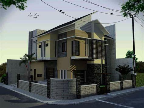 desain gambar untuk garskin rumah minimalis modern untuk inspirasi desain rumah anda