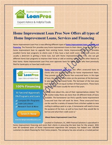 bb t home improvement loan home review