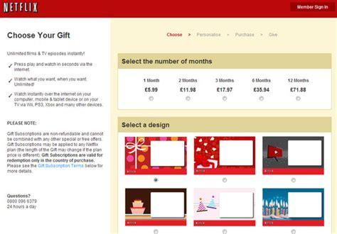 Netflix 6 Month Gift Card - netflix subscription