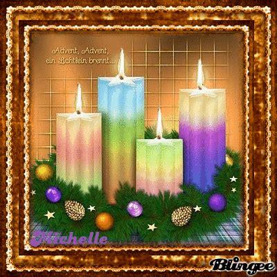 Schönen Advent Bilder by Einen Sch 246 Nen 4 Advent Bild 119628116 Blingee