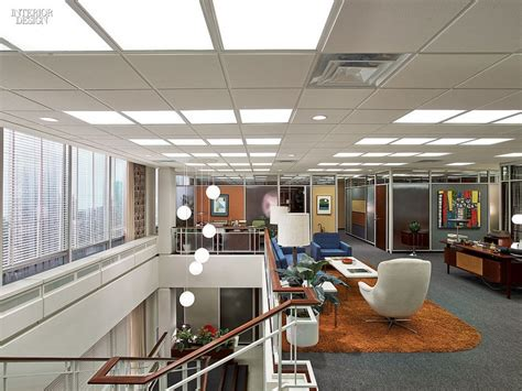 Design A Tour Of The Sterling Cooper Partners Office Ultra Swank | design a tour of the sterling cooper partners office