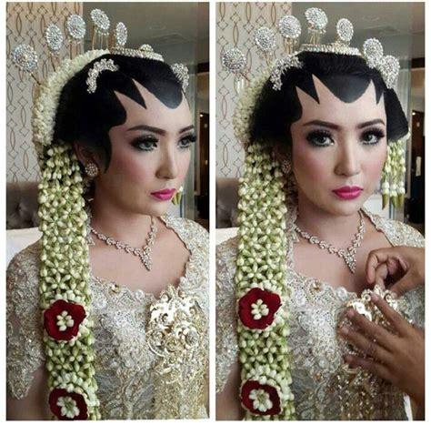 Makeup Bennu 39 gambar terbaik tentang javanese di rambut pengantin dan indonesia