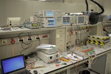 electronics test bench photo essay traveling to shanghai filming a research