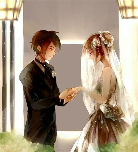 25  Best Ideas about Anime Wedding on Pinterest   Sword