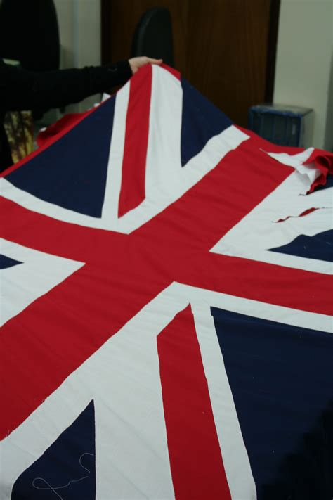 sewn flags custom machined sewn flags hand  polyester uk