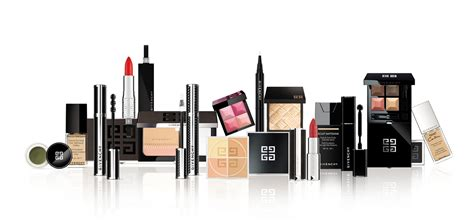 Makeup Givenchy givenchy parfums high end products perfumes cosmetics lvmh