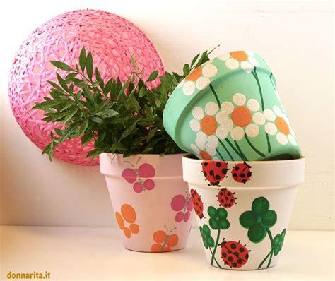 decorazioni per vasi oltre 25 fantastiche idee su vasi di fiori decorati su