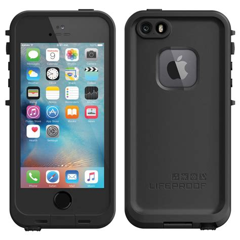 Lifeproof Fre For Iphone 4 5 lifeproof fre for apple iphone 5s se black
