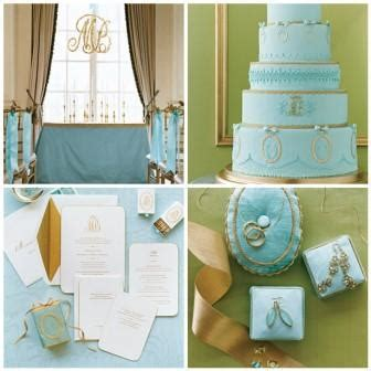 Color palette teal and gold weddingwire the blog