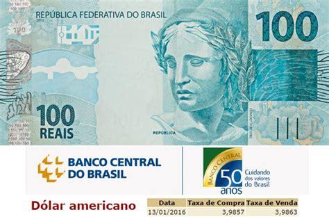 cuando cuesta el dolar de febrero 2016 brasil en enero 2016 191 cu 225 nto pagan el d 243 lar 191 cu 225 nto