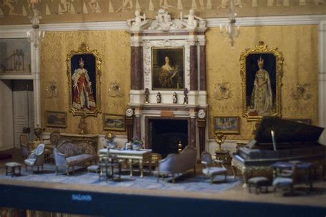 queen mary dolls house 17 best images about tiny things on pinterest wooden