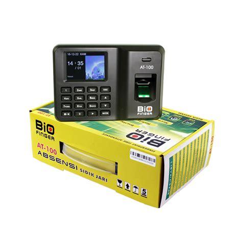 Absensi Sidik Jari Biofinger Tm 600 ac 400 biofinger indonesia