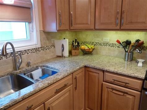 evergreen granite and cabinet evergreen park traditional kitchen chicago by