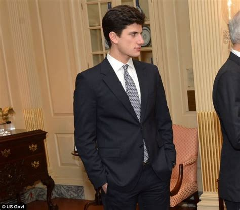 jfk grandson jfk s grandson john jack schlossberg steals the