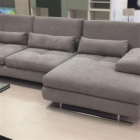 divani e divani chaise longue divano nicoletti home serena divani con chaise longue