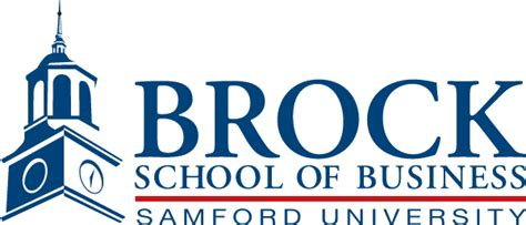 Brock Mba Review corrected version samford s brock school of business fall
