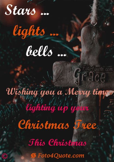 christmas bell quotes and captions cards photos and sayings